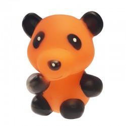 Lion Sesli Vinil Panda Köpek Oyuncağı 7,5 cm